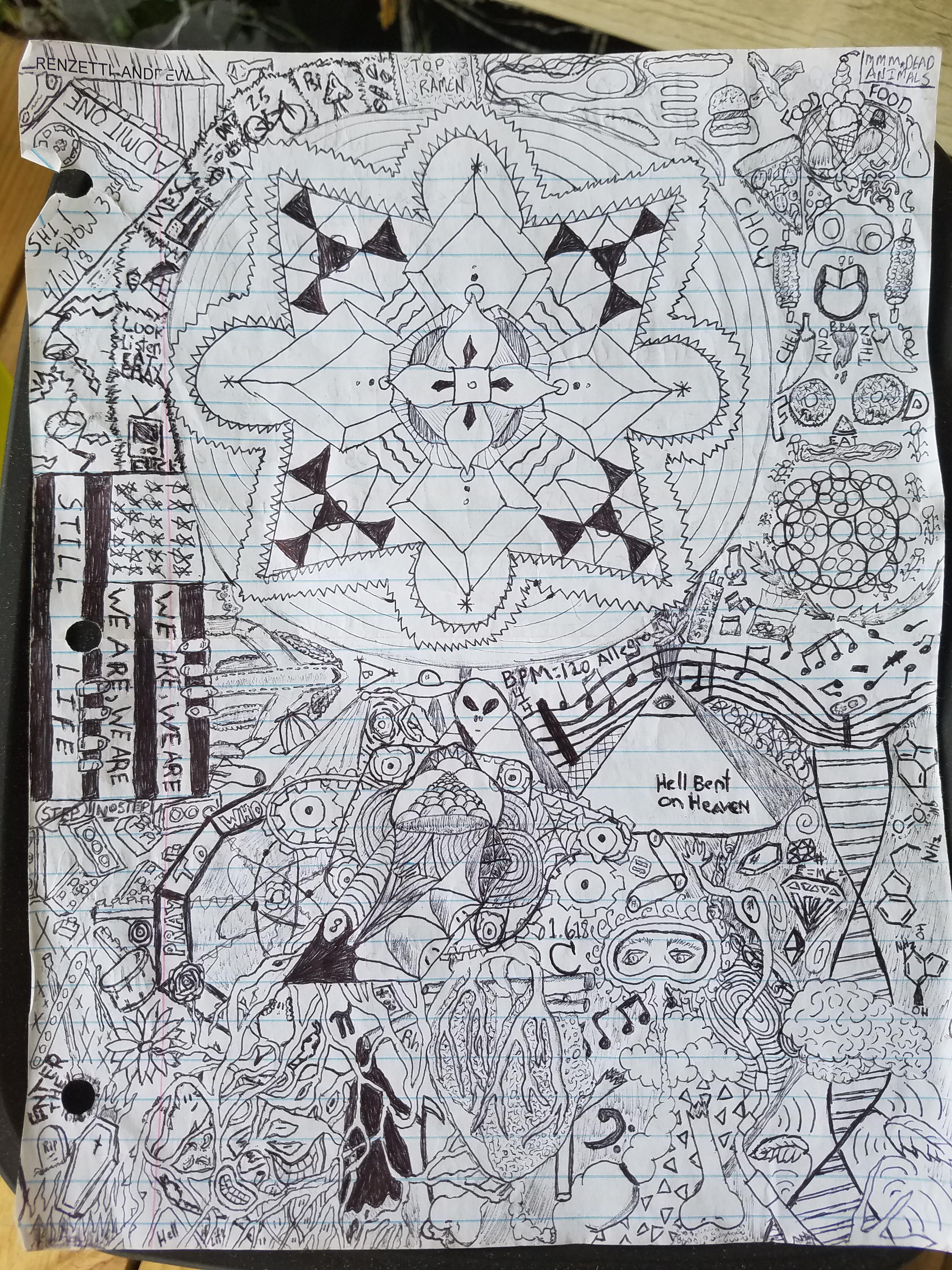 kenopsia mir stift und papier 2018 art  creative  art