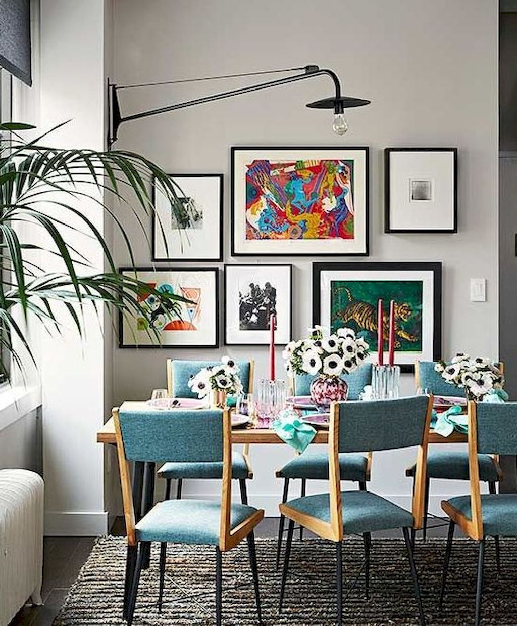 Decorate Living Room And Dining Room Combo: Small Dining Room Design Ideas Apartment Therapy (With