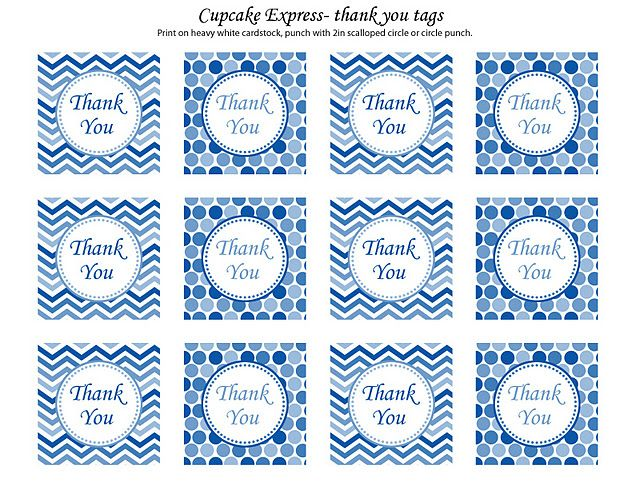 photo regarding Free Printable Thank You Tags for Birthdays identified as No cost Printable thank on your own tags!!! No cost Printables Totally free