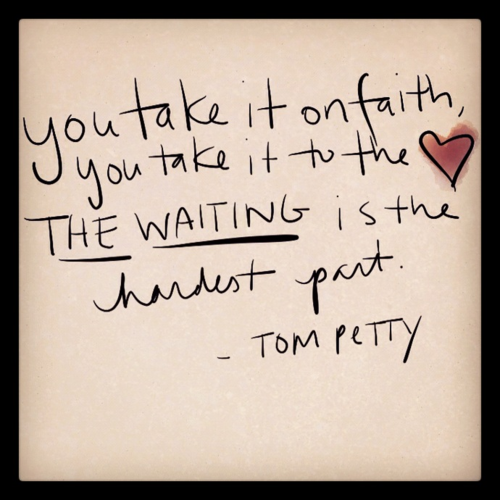 Tom Petty :-) This is truth in the moment. | Petty quotes ...