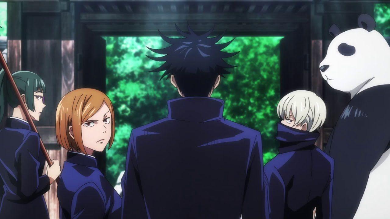 Pin On Jujustsu Kaisen Episode 14