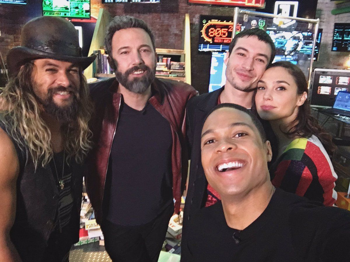Justice League On Twitter Justice League Cast Justice League Jason Momoa Aquaman