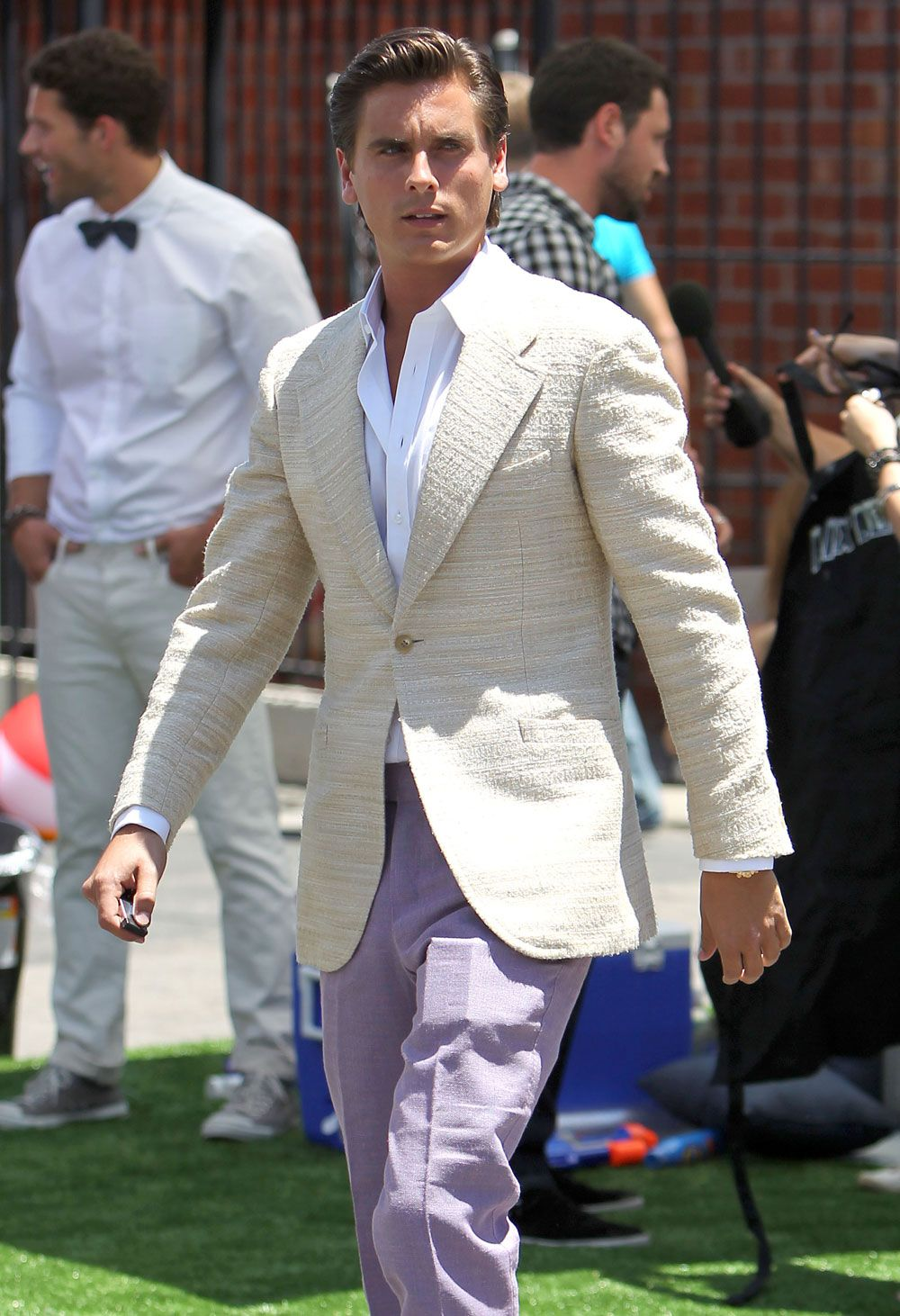Obsessed! Scott Disick