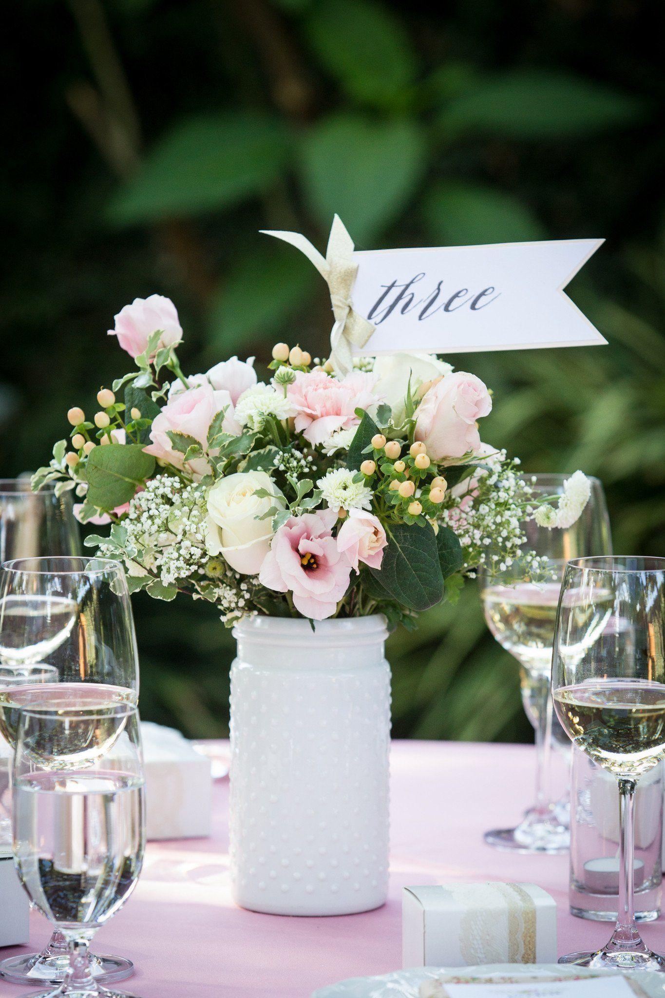Centerpiece Milk Glass Vase Wedding centerpieces, Diy