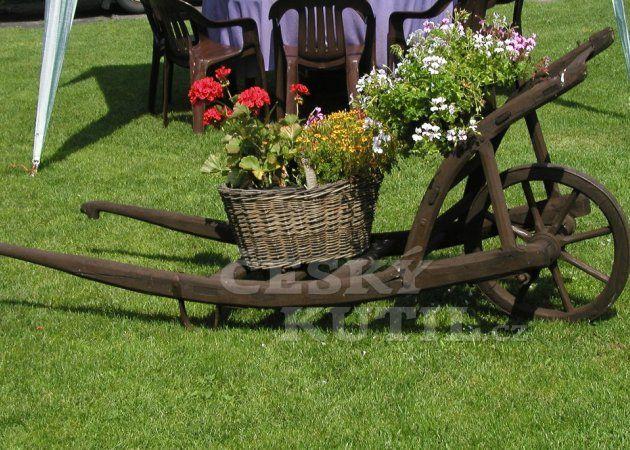 zahradn dekorace esky kutil zahrada pinterest. Black Bedroom Furniture Sets. Home Design Ideas