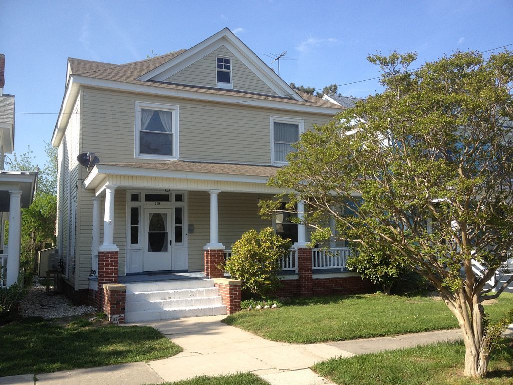 Cape charles house rental newly renovated listed get