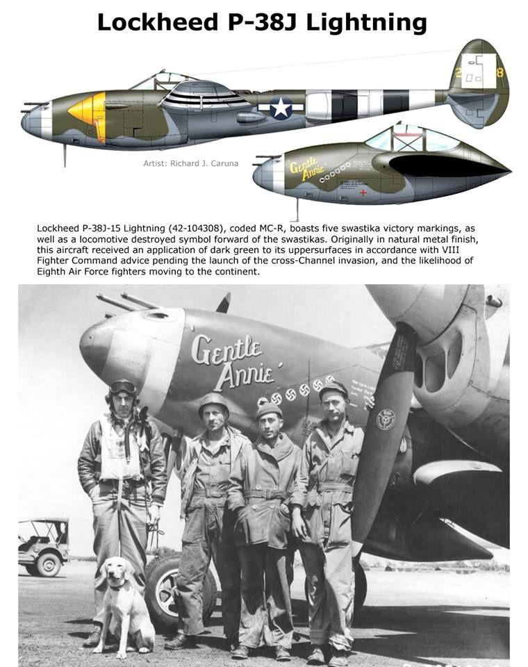 VINTAGE SIGN P-38 Lightning Plane 42 x 10