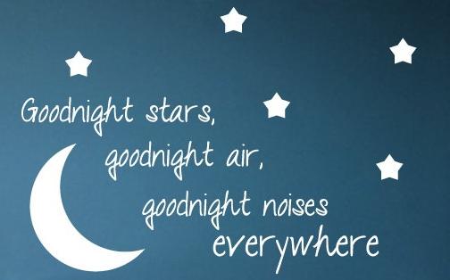 Goodnight Moon Quotes Quotesgram