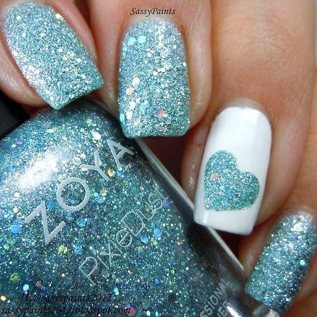 sassypaints2012 #nail #nails #nailart