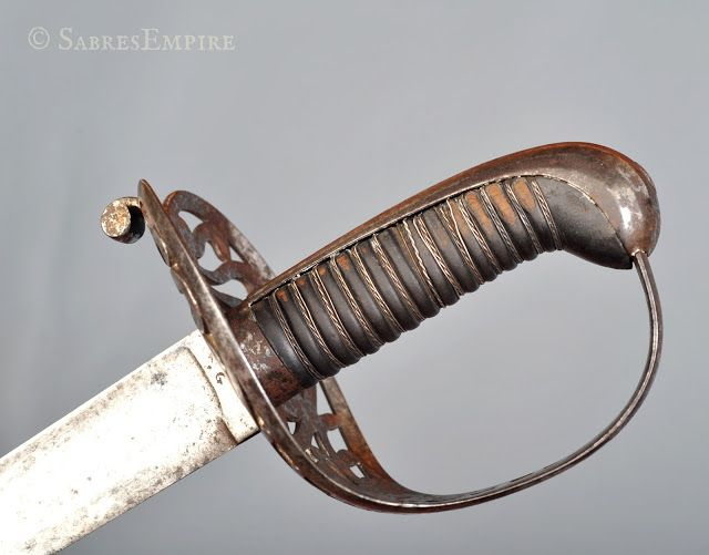 Napoleonic Swords and Sabers Collection: 1796 Heavy Cavalry