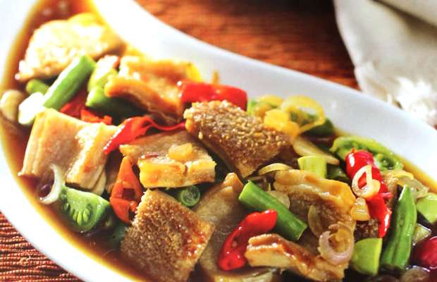Resep Babat Gongso Semarang Oleh Novita Kusuma Resep Resep Masakan Masakan Resep