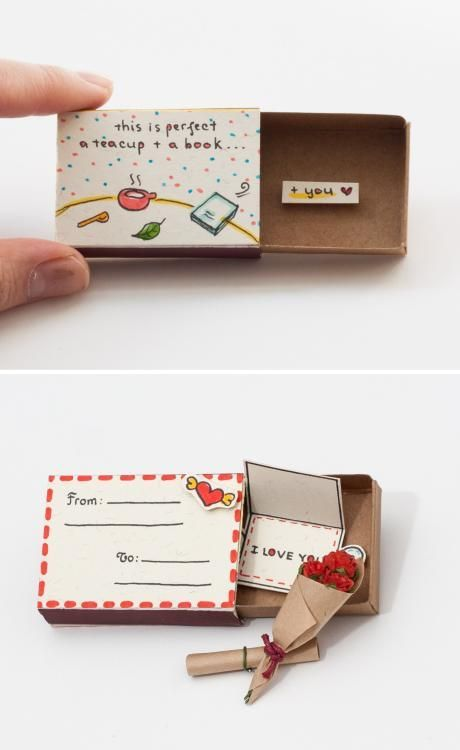 66 #Creative #DIY #Matchbox #Crafts #and #Ideas