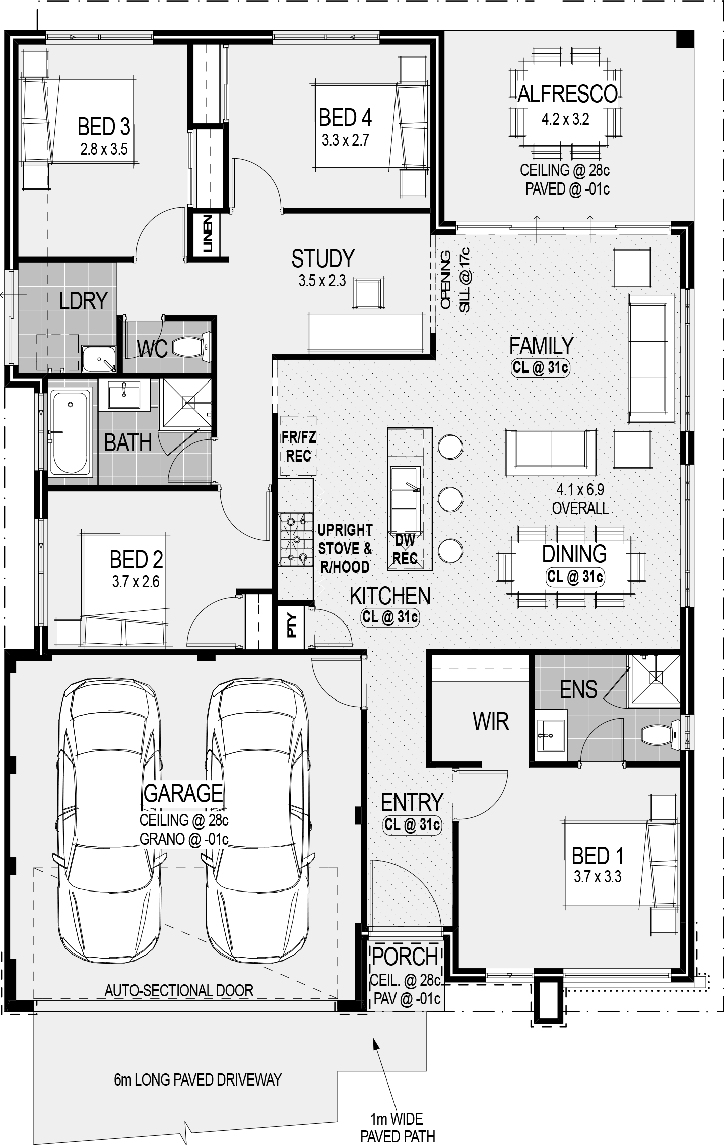 Savona Classico Mk2 Special Floorplan House Design Home Design Floor Plans House Plans
