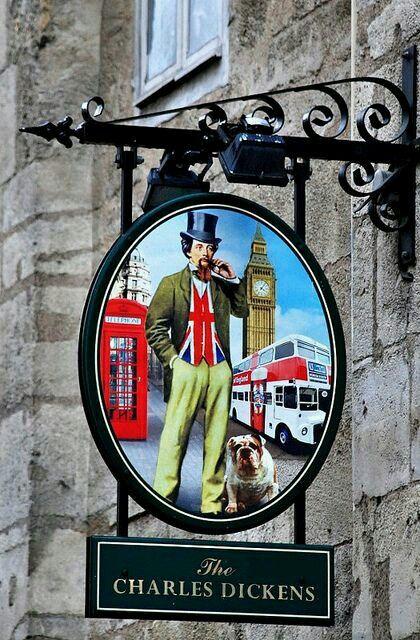 Letreros Londres