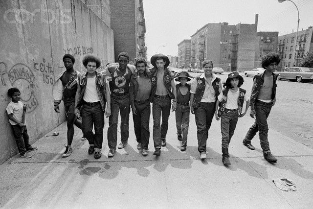 Gangs of new york history vs