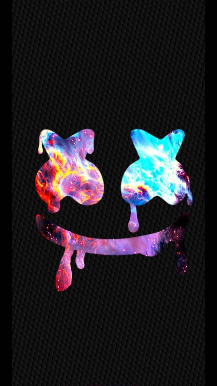 Marshmello Galaxy wallpaper by FacuChamut28 - fa - Free on ZEDGE™
