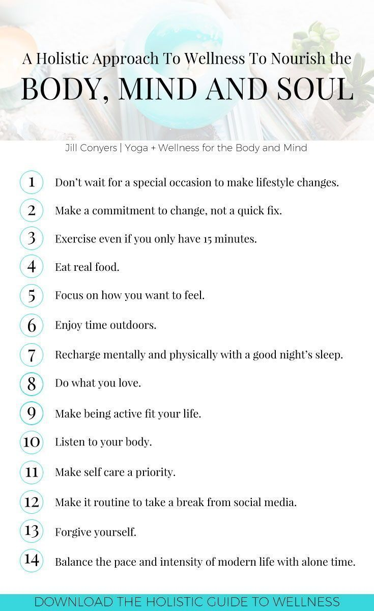14 Easy Lifestyle Habits To Stay Healthy, Happy and Fit – Jill Conyers