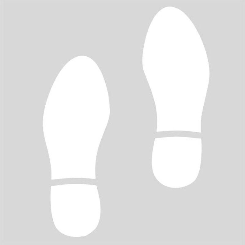 Plantilla huellas zapatos | Zapatos | Pinterest