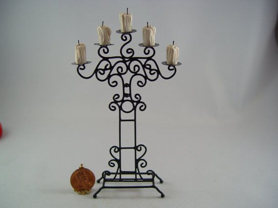 Hey, I found this really awesome Etsy listing at https://www.etsy.com/listing/170825999/dollhouse-miniature-decorative-5-candle