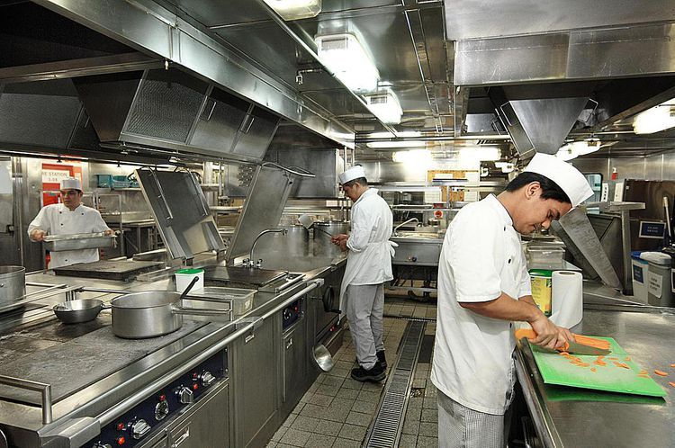 here is how to keep your restaurant kitchen clean with a checklist