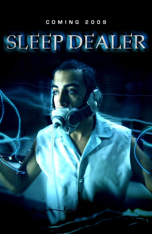 Sleep Dealer (2008) Science fiction film, Digital