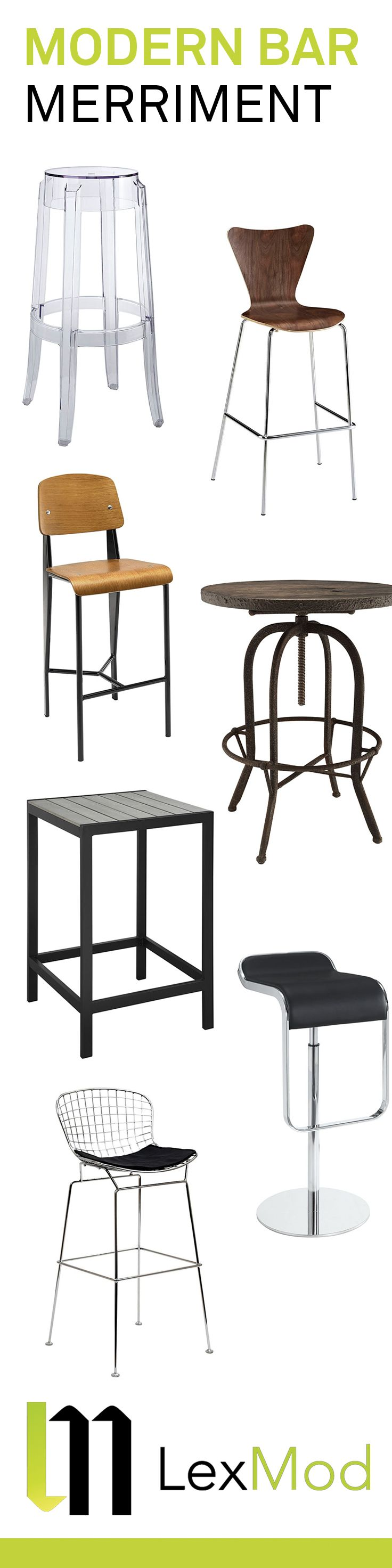Modern Bar Stools And Tables Factory Direct Pricing At Lexmod