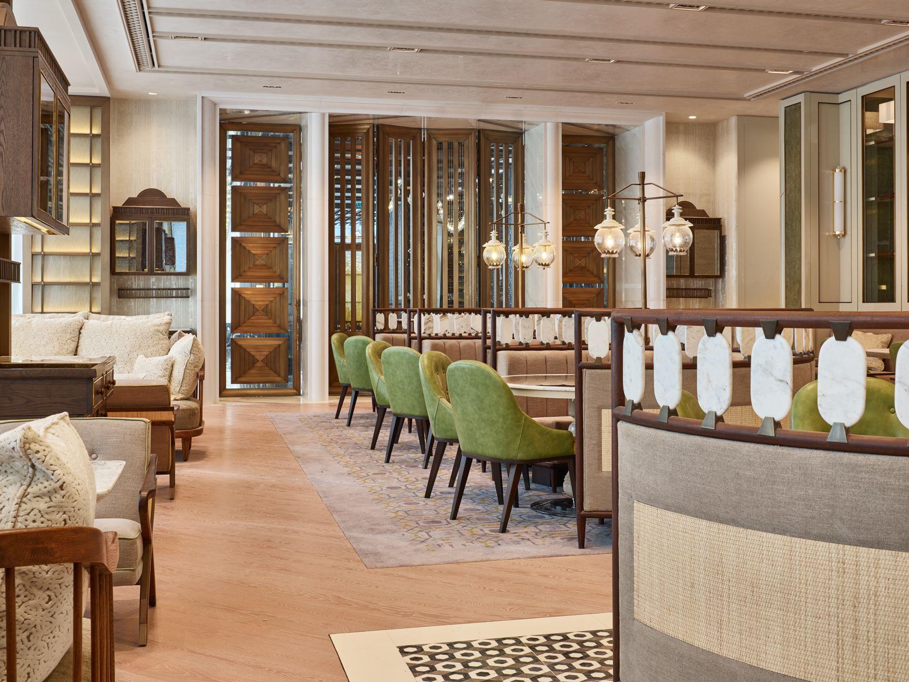 Yun House The Lounge And Bar Trigona Four Seasons Kuala Lumpur