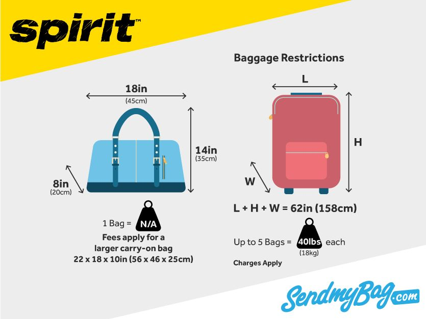 Discover everything you need to know about Spirit Airlines