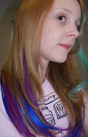 Coloured hair extensions hair extensions pinterest colored coloured hair extensions pmusecretfo Choice Image