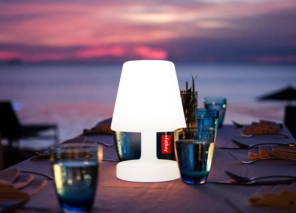 Lampe Sans Fil Edison The Petit Fatboy Outdoor Exterieur