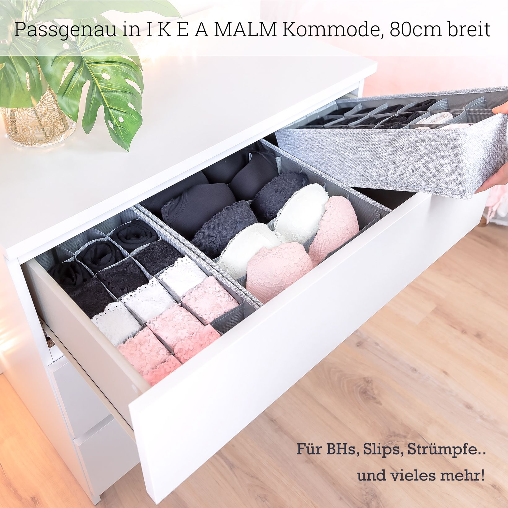Malm Kommode 3 Schubladen Maße 2021