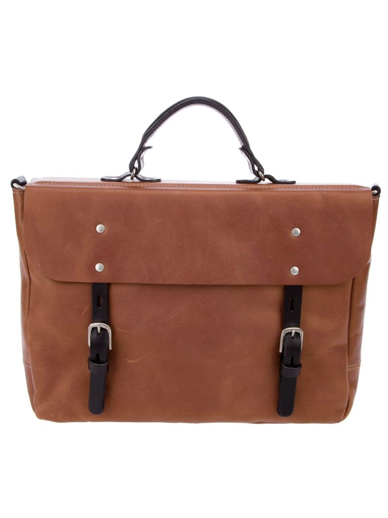 4c92b8def58 fancy briefcase- the 'richard' bag by ally capellino | Style I Like ...