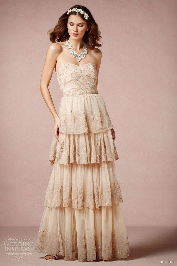 BHLDN Wedding Dresses — Spring 2013 Collection | Traje novio, Novios ...