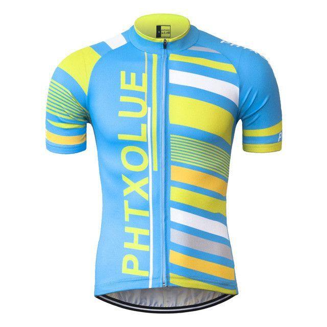 5c2578f74 PHTXOLUE Maillot Pro Ropa Cycling Clothing Cycle Clothes MTB Bicycle Ropa  Ciclismo Cycling wear Mens Maillot Cycling Jerseys