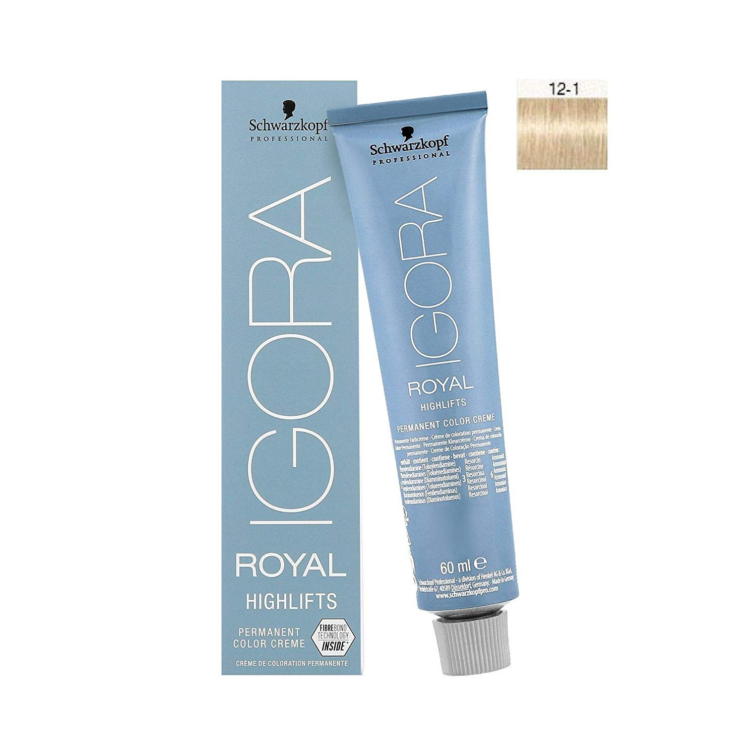Schwarzkopf Igora Royal Highlifts 12 1 Super Ash Hair Color 60ml Check This Awesome Product By Going To The Link At The Ash Hair Ash Hair Color Hair Color