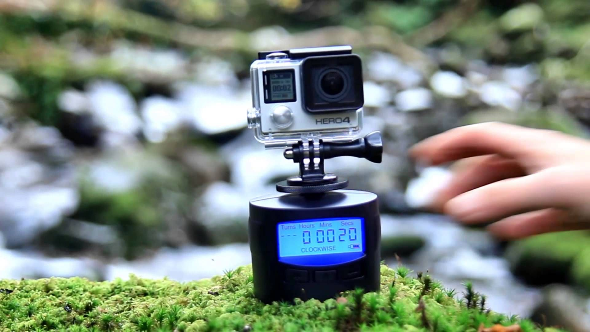 Introducing TurnsPro - A Time Lapse Camera Mount for GoPro, DSLR ...