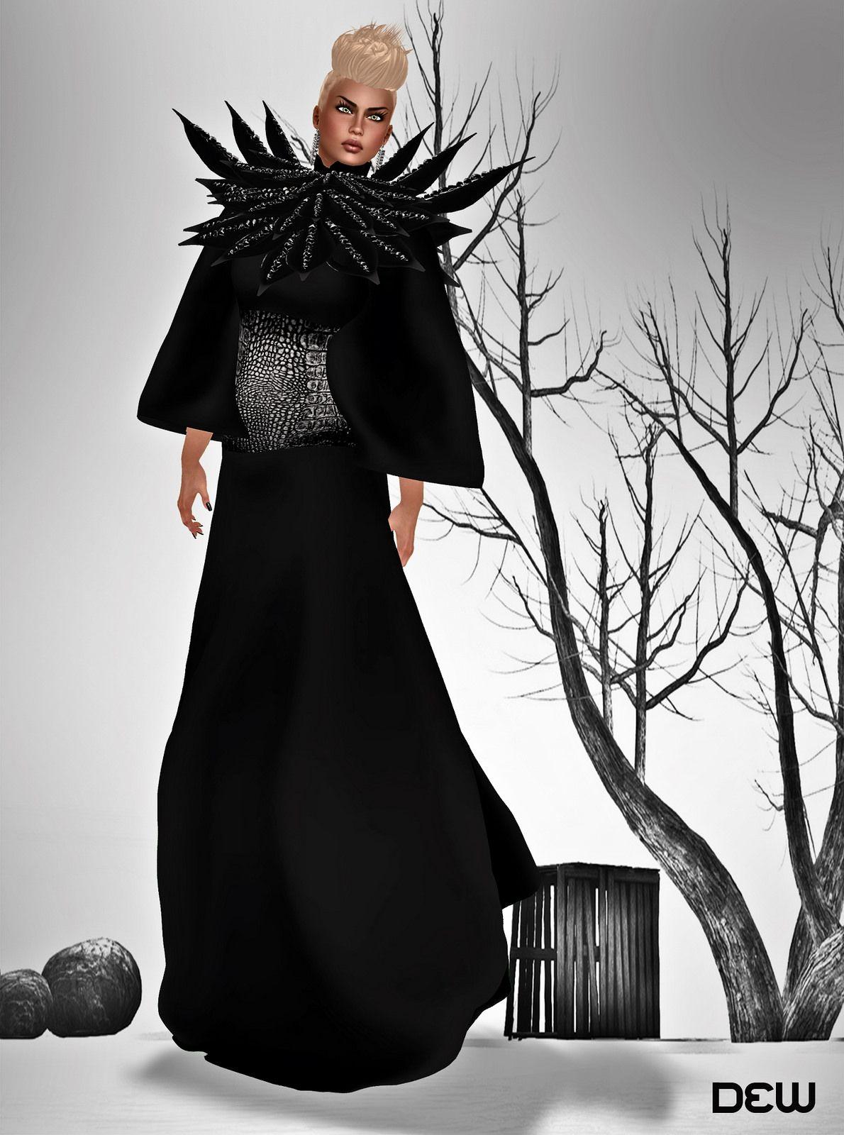 "https://flic.kr/p/AvziQq | ""DEW"" Hoshi dress |  DEW Fashion Main store    DEW Fashion at Marketplace"