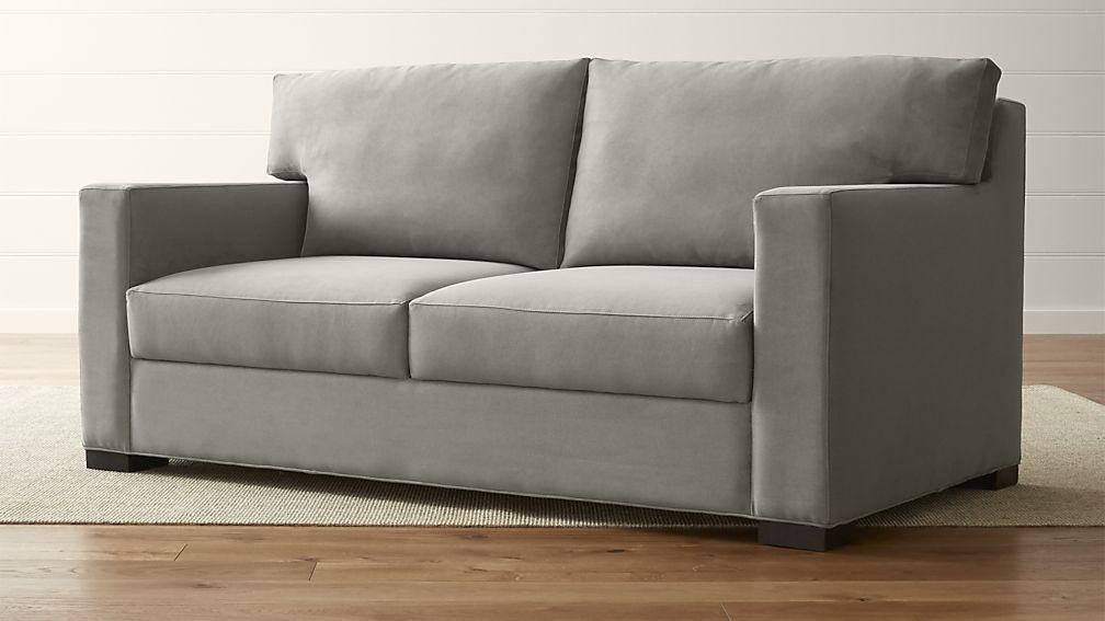 Axis Ii Queen Ultra Memory Foam Sleeper Sofa Crate And Barrel