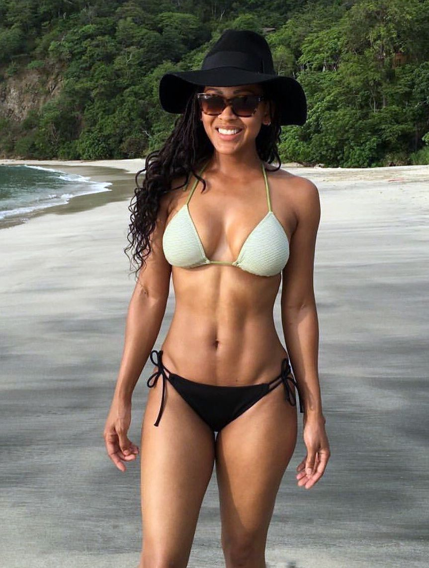 Meagan Good Beach Pinterest Skater S Summer And