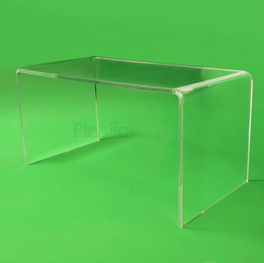 Clear Acrylic Plastic Table Coffee Table Quality 12mm Acrylic Made In The Uk Ebay Plastic Tables Acrylic Coffee Table Clear Acrylic