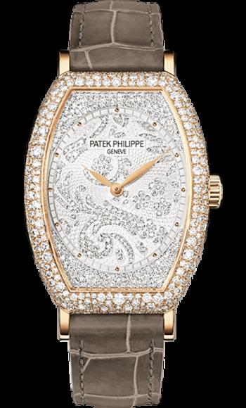7099R-001 Patek Philippe Gondolo Womens 18K Rose Gold Watch | WatchesOnNet.com