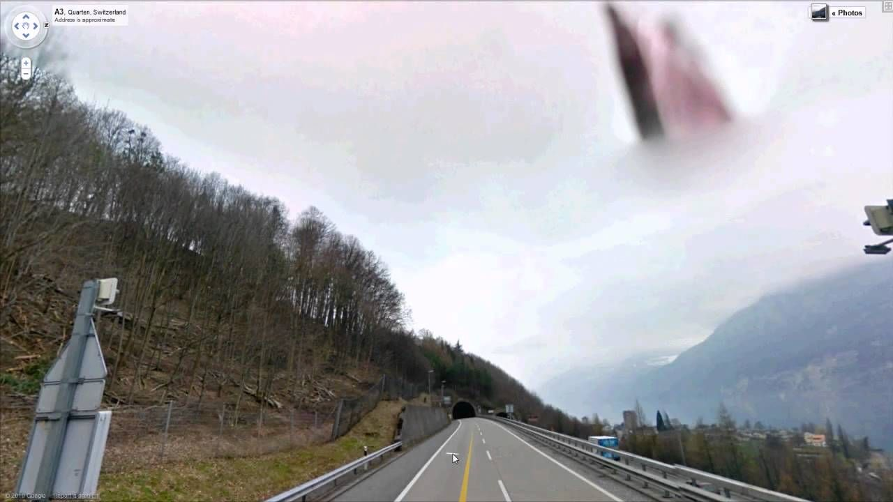 Pictures Of The Real God God Captured By Google Street View Strange And Unusual
