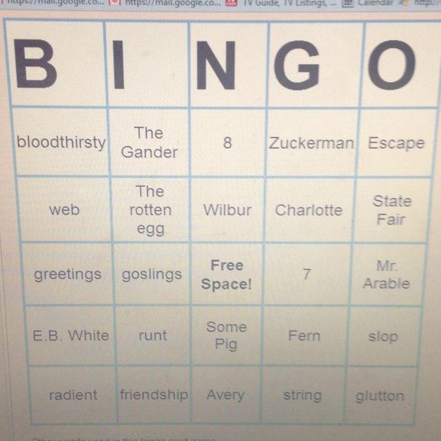 Make Your Own Bingo Card: Pin On Teaching