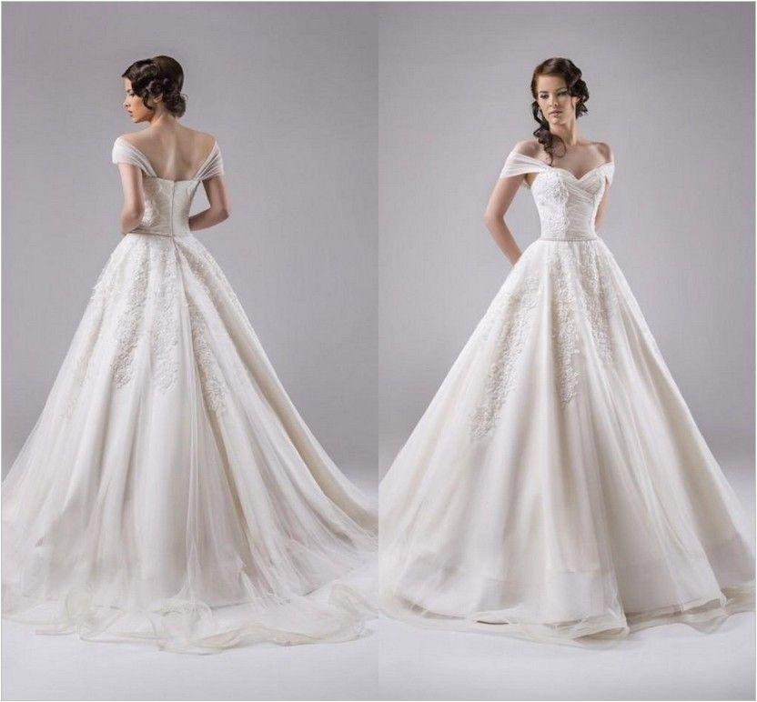Formal Wedding Gowns Vestidos Vestido De Noiva Casamento