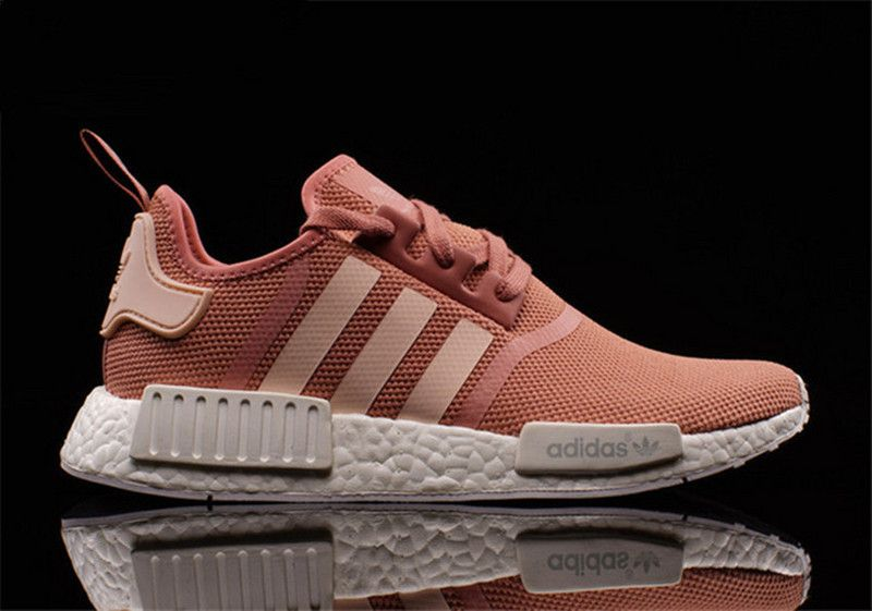 Adidas Originals NMD Pink White for women