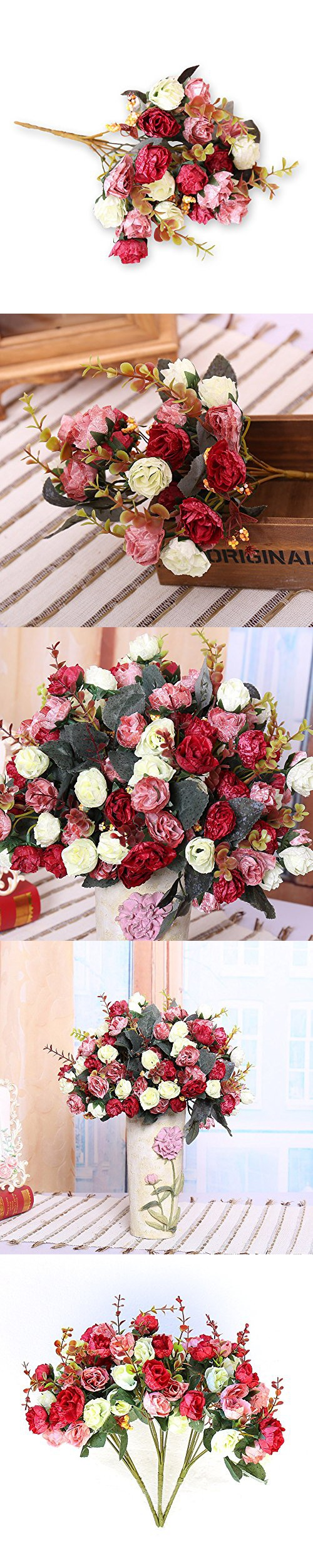 21 flowers european rose silk rose artificial flower silk bouquets 21 flowers european rose silk rose artificial flower silk bouquets decoration flowers silk plants for wedding mightylinksfo