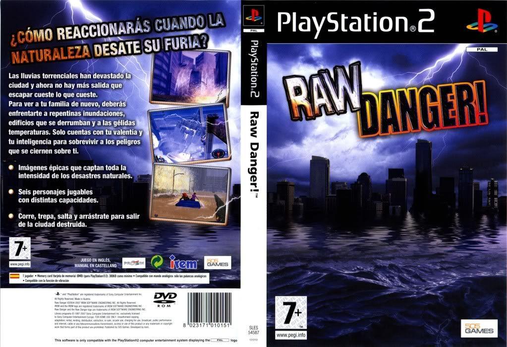 Raw Danger! full game free pc, download, play. Raw Danger