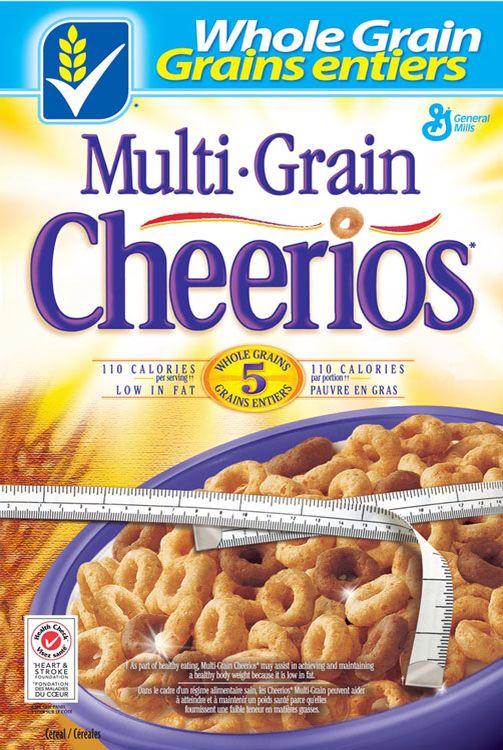 Multigrain Cheerios Cheerios