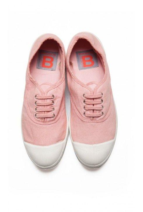 prix compétitif 59e71 c5584 Bensimon rose ballerine - Bensimon | Pale pink | Ballerine ...