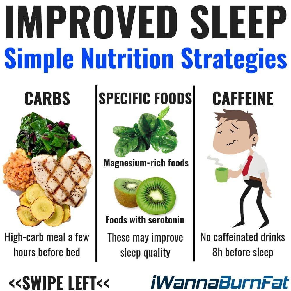 9 Fabulous Foods to Help You Sleep Better And Feel